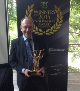 Stefan Kögl JEC-Award